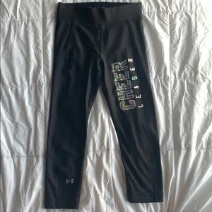 Cheer leader capris only worn once!!